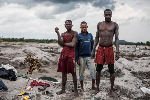 Sans droit(s), sans terre, les creuseurs du Katanga
